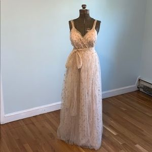 Joanna August Lindsey Champagne Gold Star XXL